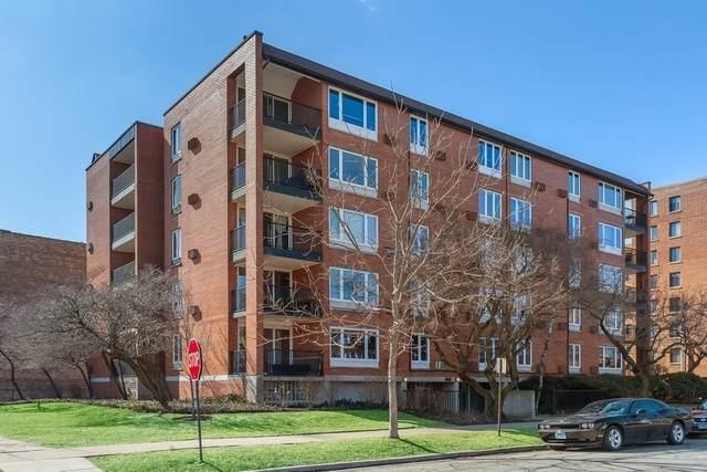 400 Main Street 2B, Evanston, IL 60202 (MLS #10727697) :: Littlefield Group