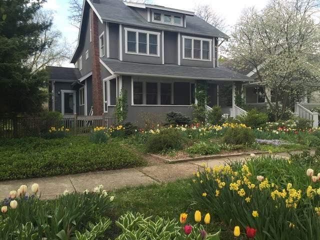 2418 Noyes Street, Evanston, IL 60201 (MLS #10727708) :: Helen Oliveri Real Estate