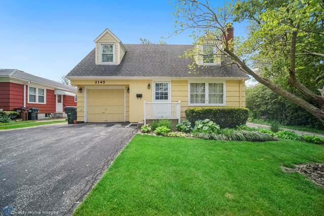 2145 Chestnut Road, Homewood, IL 60430 (MLS #10727719) :: The Wexler Group at Keller Williams Preferred Realty