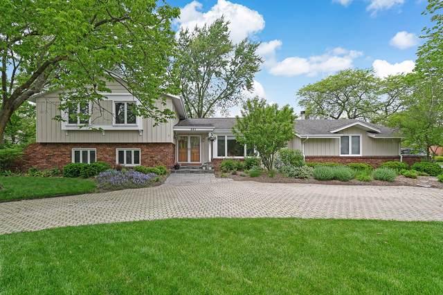 331 Surrey Lane, Burr Ridge, IL 60527 (MLS #10727742) :: The Wexler Group at Keller Williams Preferred Realty