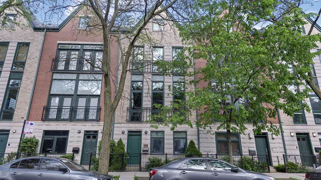 1105 N Wolcott Avenue, Chicago, IL 60622 (MLS #10727743) :: Property Consultants Realty