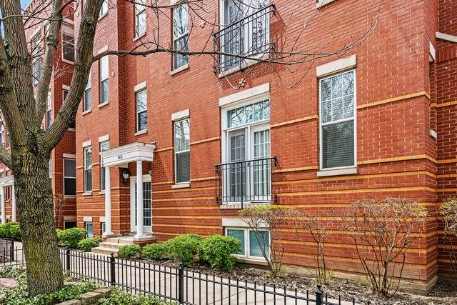 1830 N Sheffield Avenue C1, Chicago, IL 60614 (MLS #10727806) :: BN Homes Group