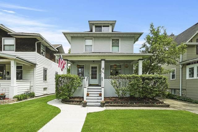 3421 Wesley Avenue, Berwyn, IL 60402 (MLS #10727812) :: Littlefield Group
