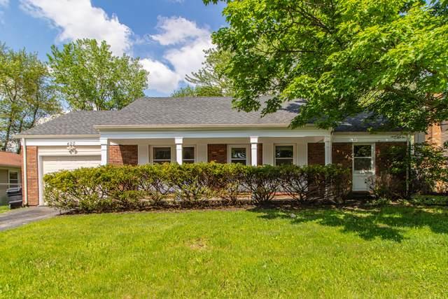 420 Castlewood Lane, Buffalo Grove, IL 60089 (MLS #10727882) :: Century 21 Affiliated