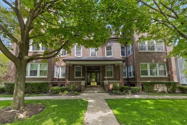 1141 Hinman Avenue #2, Evanston, IL 60202 (MLS #10727903) :: Helen Oliveri Real Estate