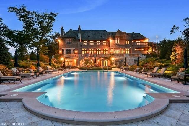 45 Lakeview Lane, Barrington Hills, IL 60010 (MLS #10727915) :: Suburban Life Realty