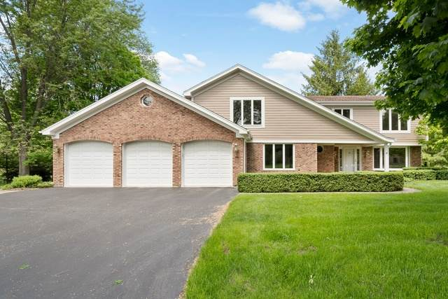 101 Rolling Green Drive, Tower Lakes, IL 60010 (MLS #10727946) :: Century 21 Affiliated
