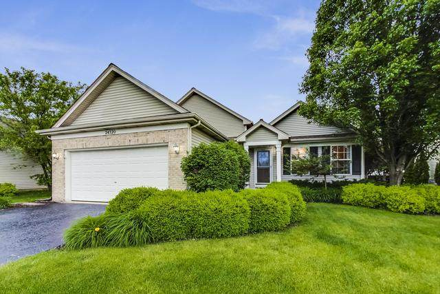24320 White Oak Drive, Plainfield, IL 60585 (MLS #10727961) :: Property Consultants Realty