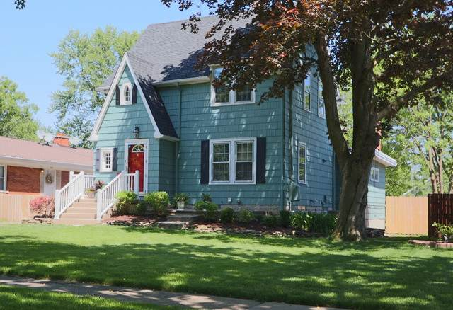 435 N Yale Avenue, Villa Park, IL 60181 (MLS #10727980) :: Helen Oliveri Real Estate