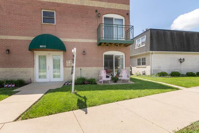 8915 Burlington Avenue #102, Brookfield, IL 60513 (MLS #10727993) :: Angela Walker Homes Real Estate Group