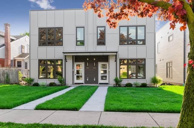 1110 Pitner Avenue, Evanston, IL 60202 (MLS #10728111) :: Helen Oliveri Real Estate
