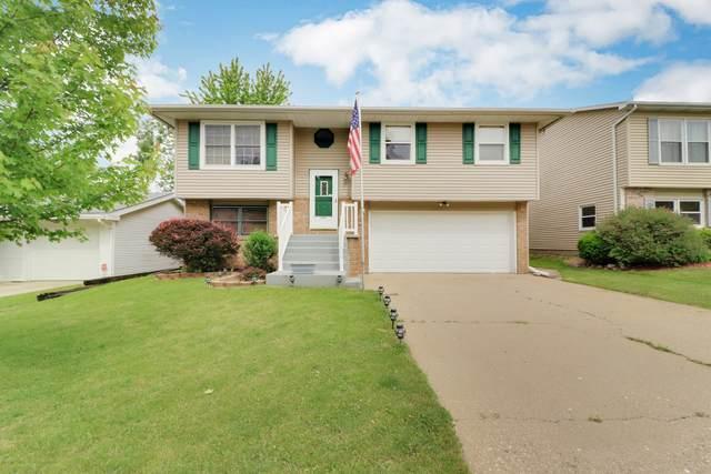 3 Moonstone Court, Bloomington, IL 61704 (MLS #10728166) :: Ryan Dallas Real Estate