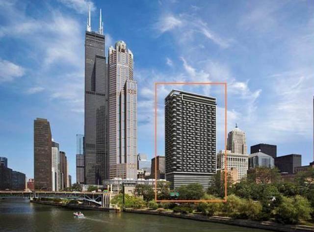 235 W Van Buren Street #3307, Chicago, IL 60607 (MLS #10728198) :: Ryan Dallas Real Estate