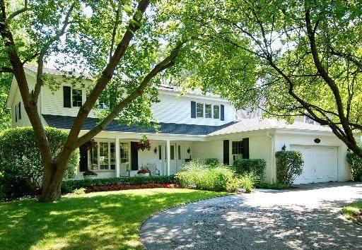 436 Jefferson Avenue, Glencoe, IL 60022 (MLS #10728230) :: Property Consultants Realty