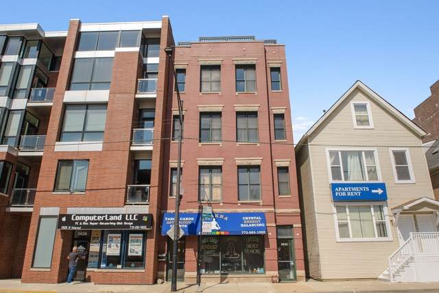 2632 N Halsted Street #4, Chicago, IL 60614 (MLS #10728256) :: BN Homes Group