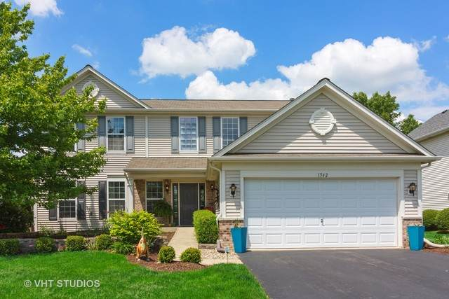 1542 Clear Drive, Bolingbrook, IL 60490 (MLS #10728280) :: Angela Walker Homes Real Estate Group