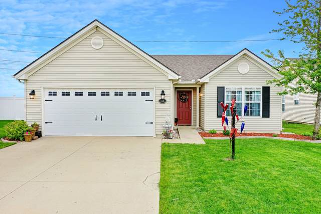 714 Lauterbur Lane, Champaign, IL 61822 (MLS #10728296) :: Helen Oliveri Real Estate