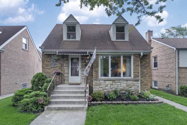 5233 N New England Avenue, Chicago, IL 60656 (MLS #10728300) :: Littlefield Group