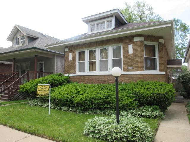 1335 W 98th Place, Chicago, IL 60643 (MLS #10728311) :: Janet Jurich