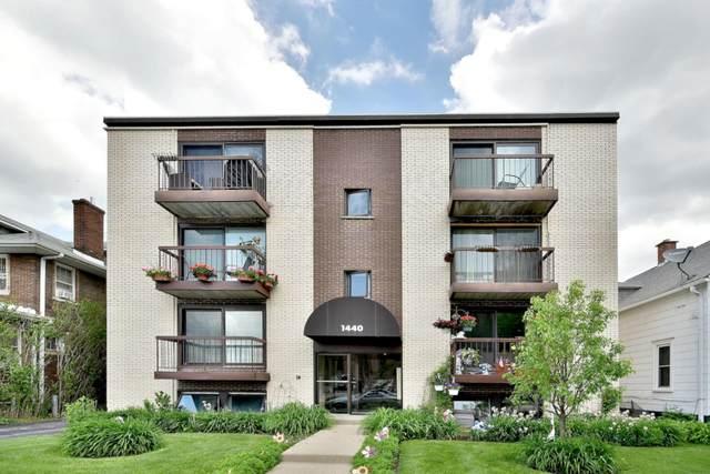 1440 Jefferson Street 2E, Des Plaines, IL 60016 (MLS #10728323) :: Ryan Dallas Real Estate