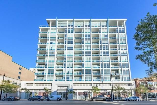 1819 S Michigan Avenue #1202, Chicago, IL 60616 (MLS #10728373) :: Littlefield Group