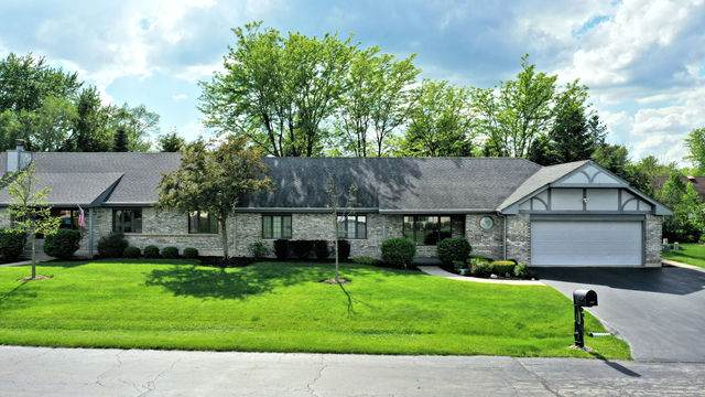 11524 S Old Prague Path, Palos Park, IL 60464 (MLS #10728376) :: The Wexler Group at Keller Williams Preferred Realty