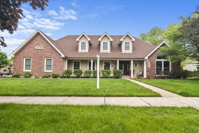 701 Arlington Avenue, Naperville, IL 60565 (MLS #10728380) :: Ryan Dallas Real Estate