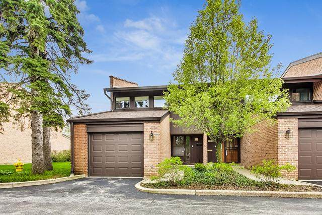 1829 Wildberry Drive H, Glenview, IL 60025 (MLS #10728387) :: The Spaniak Team
