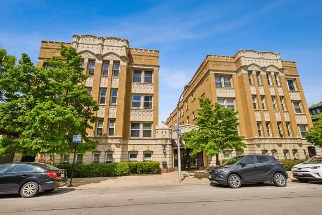 4240 N Clarendon Avenue 202N, Chicago, IL 60613 (MLS #10728404) :: John Lyons Real Estate