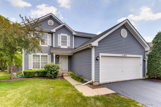 1167 Lakewood Circle, Naperville, IL 60540 (MLS #10728425) :: BN Homes Group
