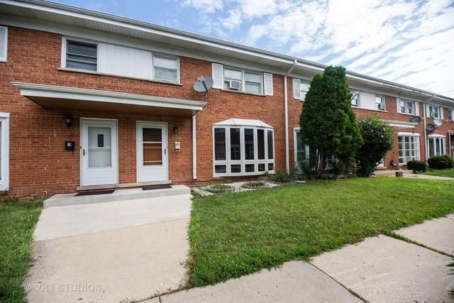8815 Robin Drive B, Des Plaines, IL 60016 (MLS #10728441) :: Ryan Dallas Real Estate