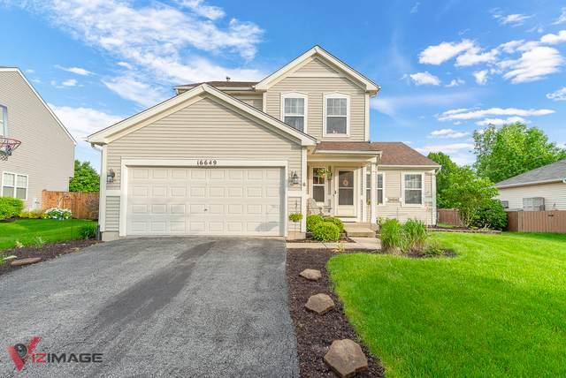 16649 W Seneca Drive, Lockport, IL 60441 (MLS #10728460) :: Century 21 Affiliated