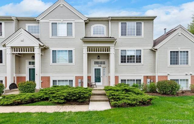 316 New Haven Drive, Cary, IL 60013 (MLS #10728463) :: Littlefield Group