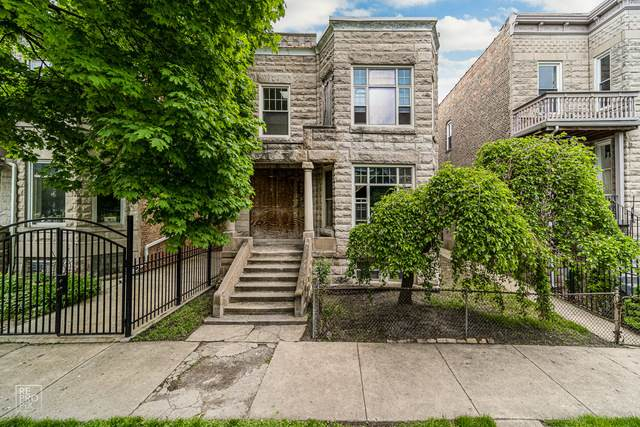 1021 N Sacramento Avenue, Chicago, IL 60622 (MLS #10728480) :: Property Consultants Realty