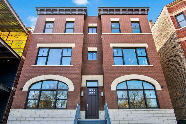 1909 W Schiller Street 2E, Chicago, IL 60622 (MLS #10728517) :: Property Consultants Realty