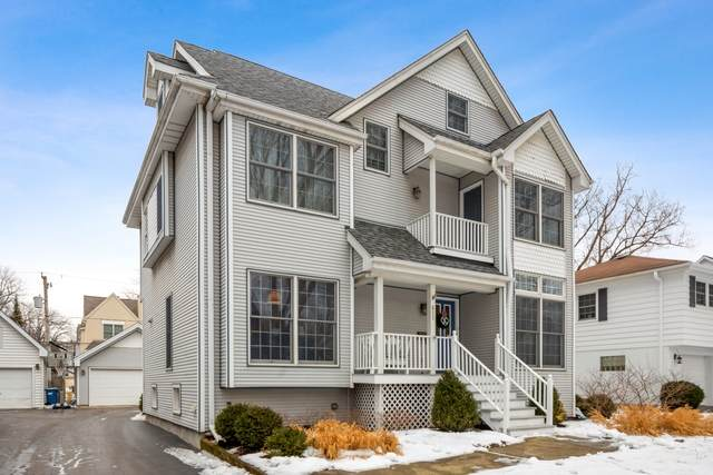 611 S Quincy Street, Hinsdale, IL 60521 (MLS #10728537) :: The Wexler Group at Keller Williams Preferred Realty