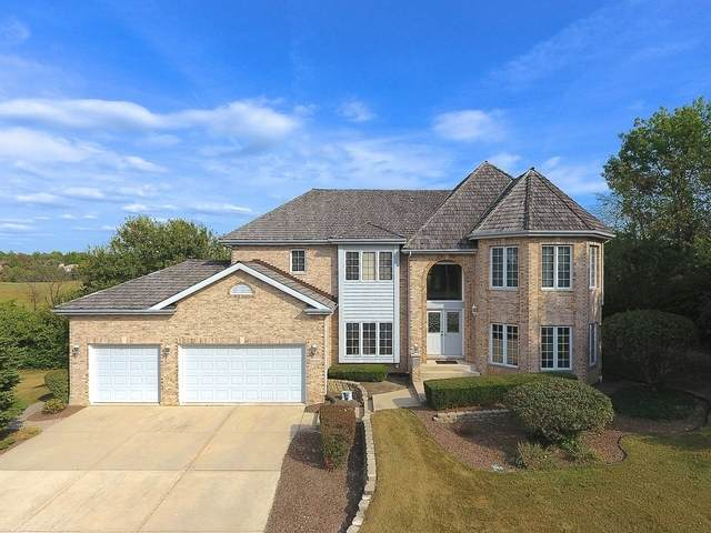 15168 Grandview Drive, Orland Park, IL 60467 (MLS #10728549) :: The Wexler Group at Keller Williams Preferred Realty