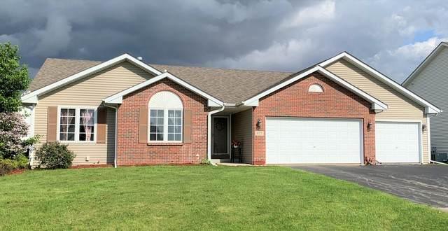 877 Prairie Lily Lane, Davis Junction, IL 61020 (MLS #10728582) :: The Dena Furlow Team - Keller Williams Realty