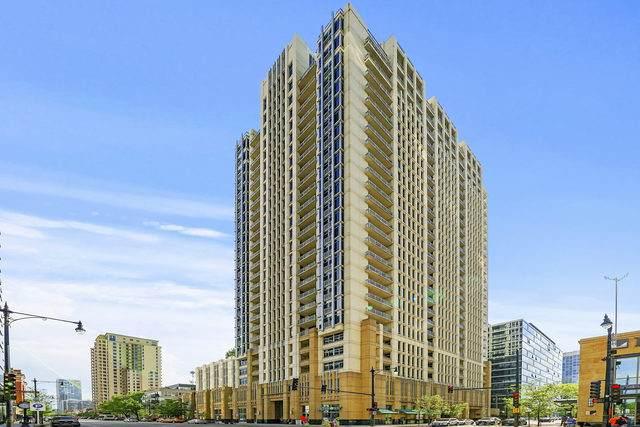 1400 S Michigan Avenue #1608, Chicago, IL 60605 (MLS #10728591) :: Littlefield Group