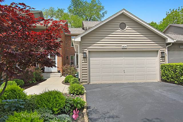 804 Saddlewood Drive, Glen Ellyn, IL 60137 (MLS #10728605) :: Littlefield Group