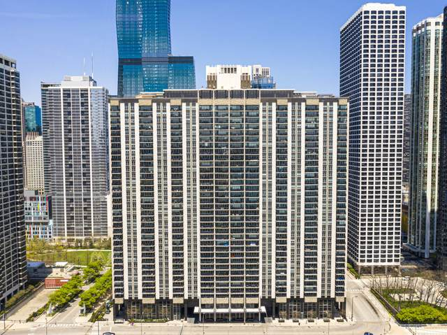 400 E Randolph Street #1507, Chicago, IL 60601 (MLS #10728624) :: Property Consultants Realty