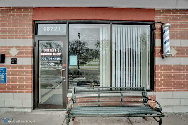 18721 Dixie Highway, Homewood, IL 60430 (MLS #10728682) :: The Wexler Group at Keller Williams Preferred Realty