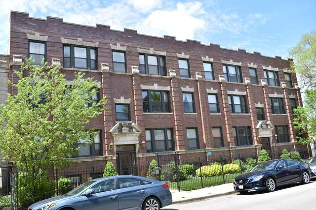 4228 S Champlain Avenue 2N, Chicago, IL 60653 (MLS #10728740) :: Property Consultants Realty