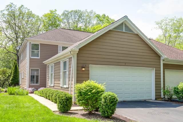 5 Sommerset Lane, Lincolnshire, IL 60069 (MLS #10728750) :: Helen Oliveri Real Estate