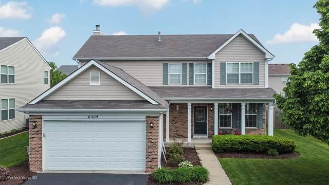 6509 Roth Drive, Joliet, IL 60431 (MLS #10728760) :: Littlefield Group