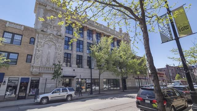 1635 W Belmont Avenue #419, Chicago, IL 60657 (MLS #10728762) :: Helen Oliveri Real Estate