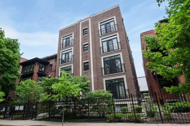 927 W Agatite Avenue 3S, Chicago, IL 60640 (MLS #10728767) :: John Lyons Real Estate