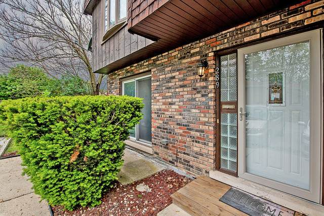 289 Park Terrace #289, South Chicago Heights, IL 60411 (MLS #10728777) :: John Lyons Real Estate