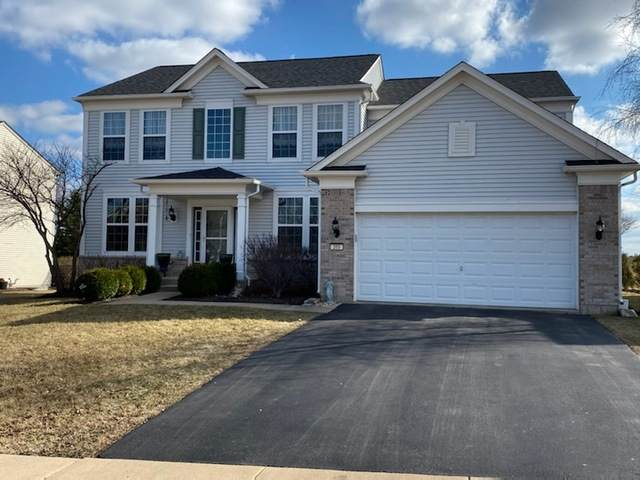 260 Foster Drive, Oswego, IL 60543 (MLS #10728795) :: BN Homes Group