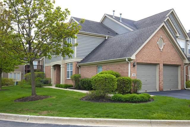 1 Provincetown Court #1801, Lincolnshire, IL 60069 (MLS #10728812) :: Helen Oliveri Real Estate